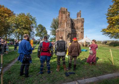 Kiddy battle Archeologiedag bij Huis te Merwede (13 okt 2018)