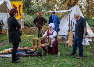 Heeren van Altena -  Archeologiedag bij Huis te Merwede (13 okt 2018)
