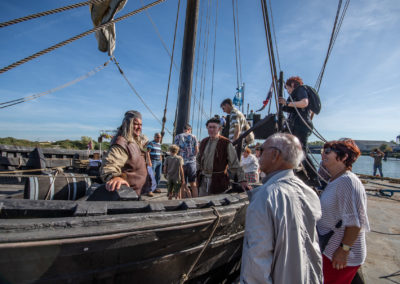Kamper Kogge -  Archeologiedag bij Huis te Merwede (13 okt 2018)