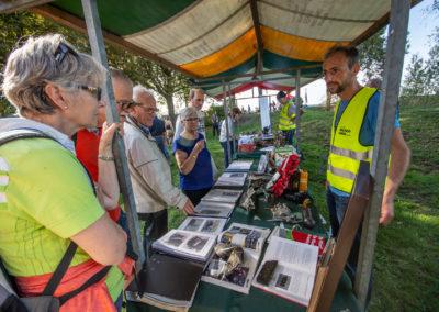 AWN Lek- en Merwestreek -  Archeologiedag bij Huis te Merwede (13 okt 2018)